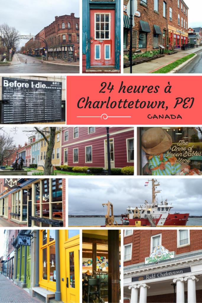 Charlottetown Pinterest