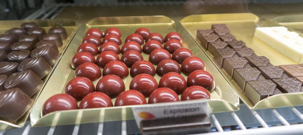 ChocoMango Chocolats