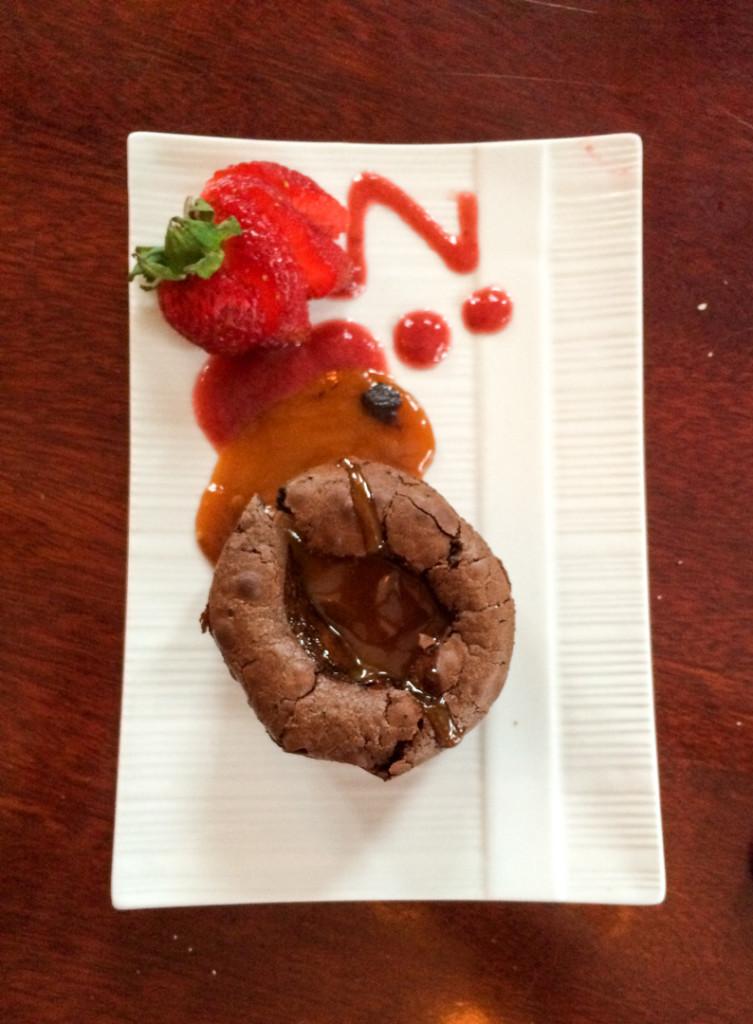Chocolat dessert pourvoirie abitibi-ouest