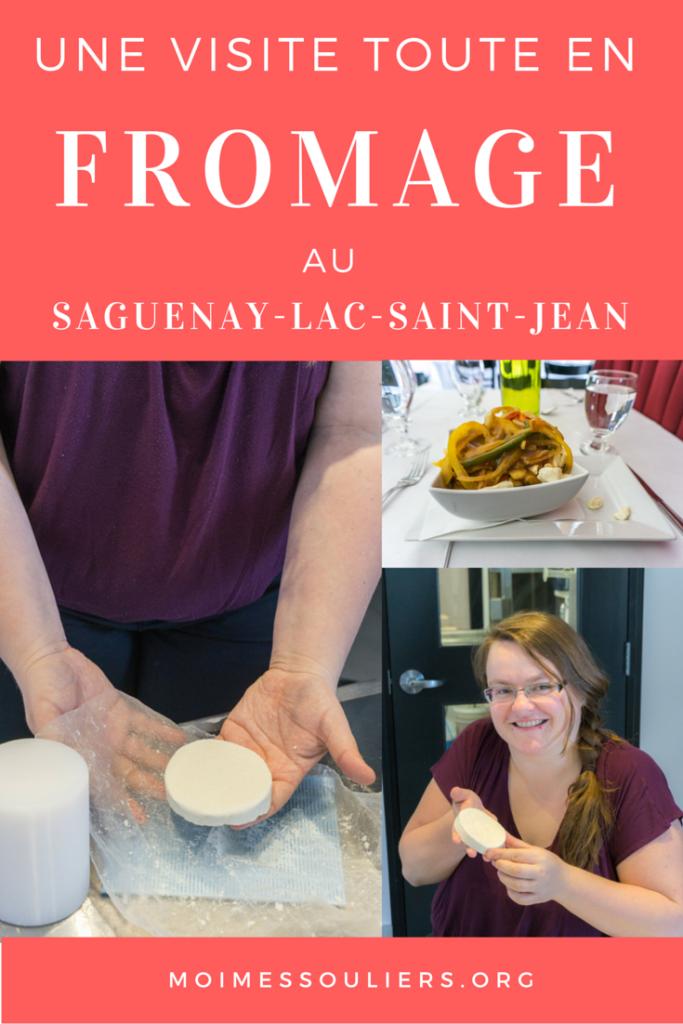 Une visite toute en fromage au Saguenay-Lac-Saint-Jean