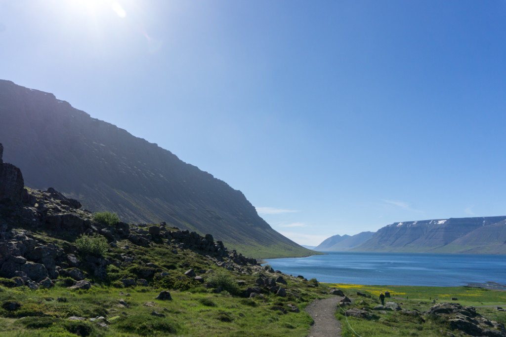 Fjords de louest - Islande