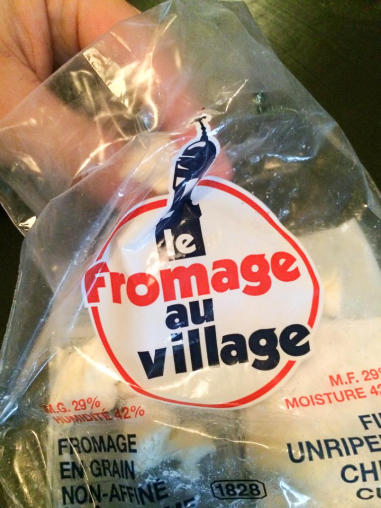 Fromage en grains du Fromage au Village