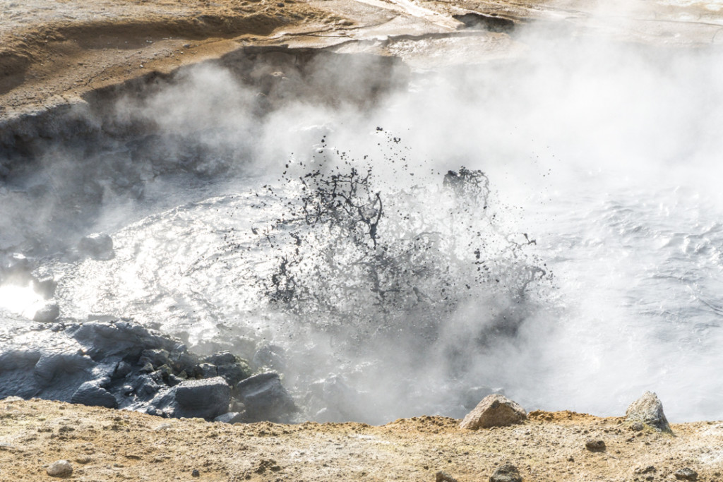Hverir-Namjafall - Islande