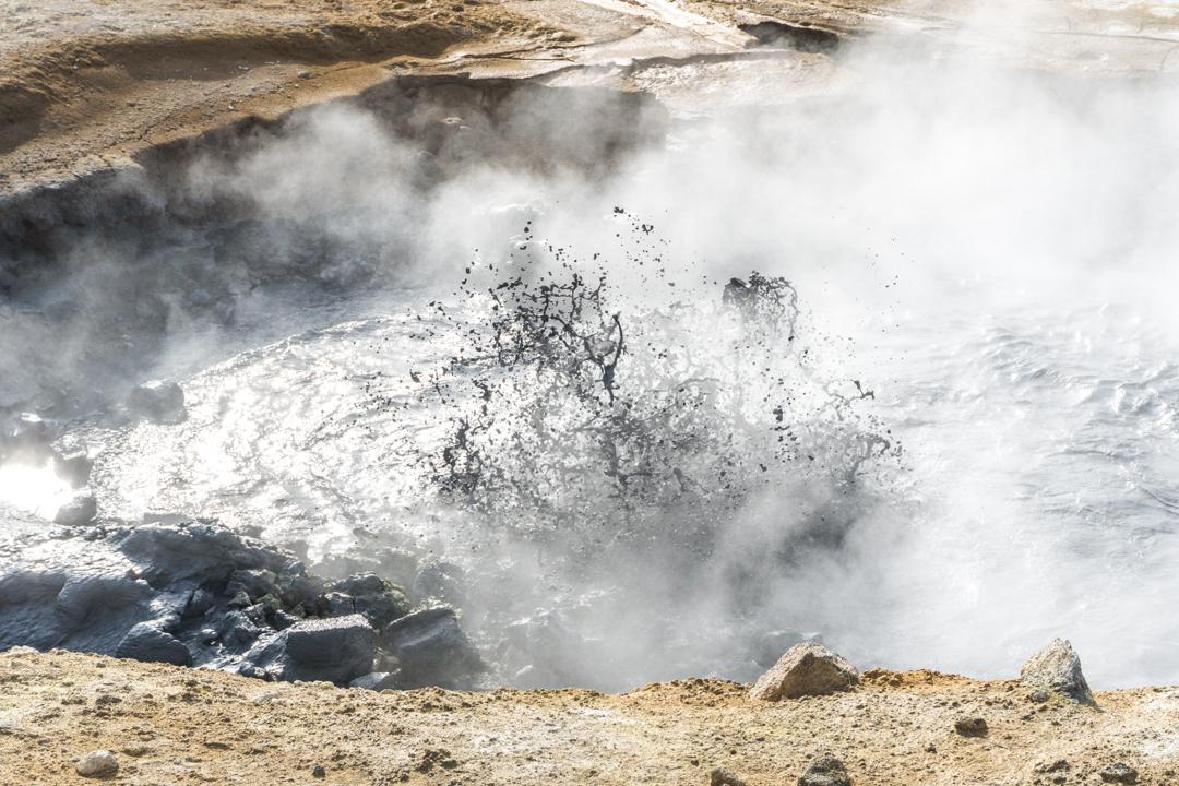 Hverir-Namjafall - Islande - Ajouter un maillot à ses bagages pour l'Islande
