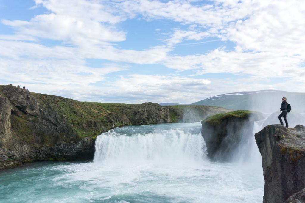 Incontournable dun voyage en Islande - Chutes