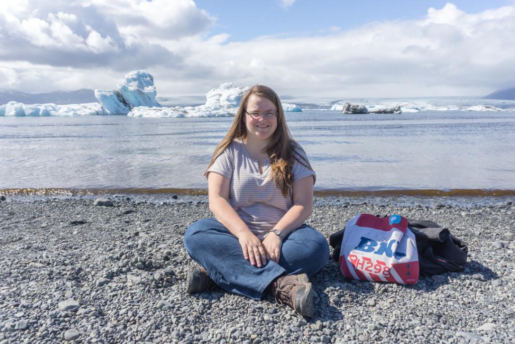 Jokulsarlon - Islande - Jennifer