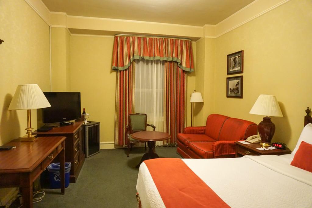 Ma chambre au Rodd Hotel Charlottetown