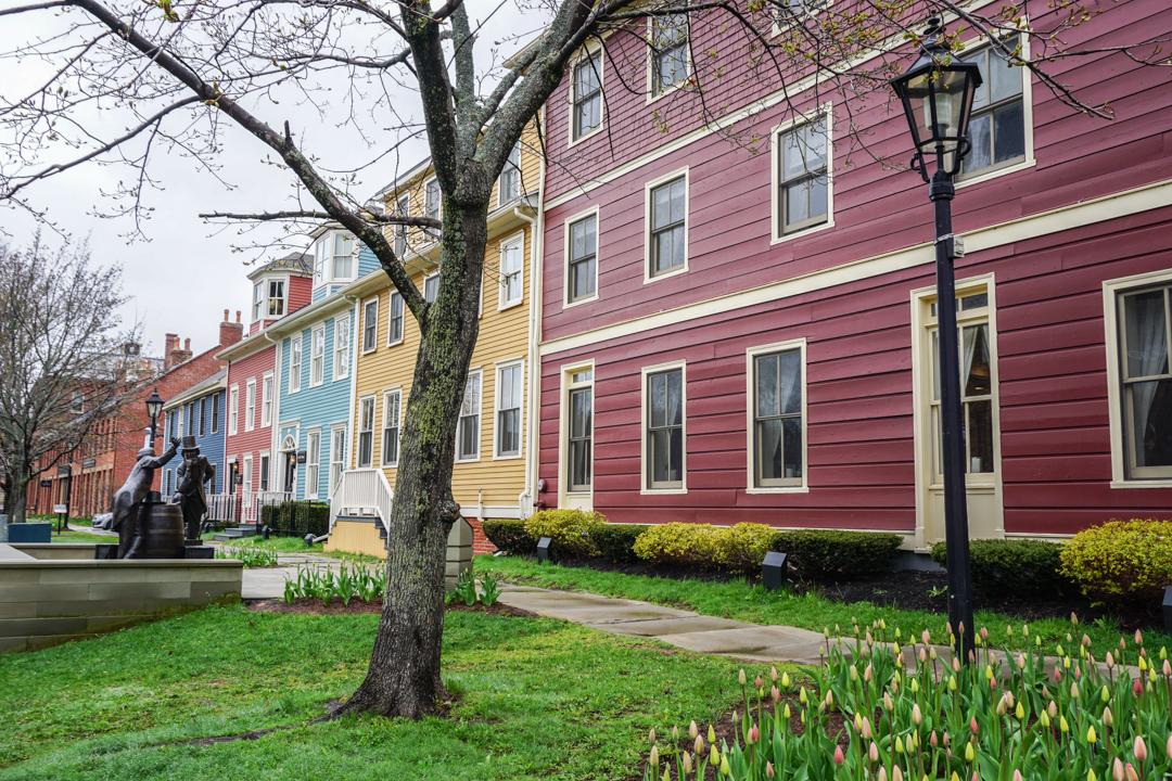 Maisons depoque Charlottetown