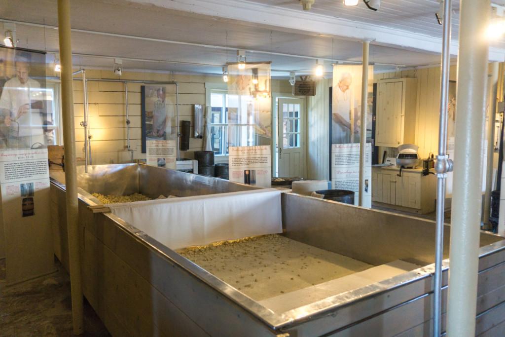 Musee du Cheddar