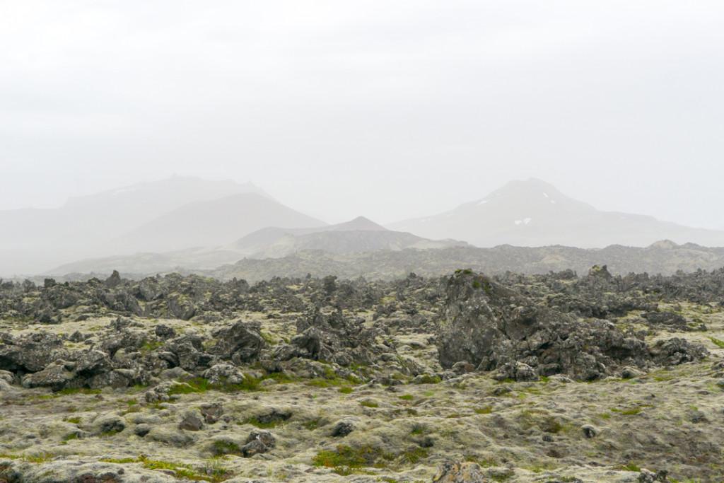 Paysage lunaire - Peninsule de Snaefellsnes - Islande