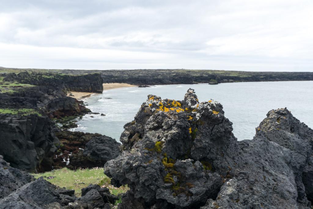 Plage Snaefellsnes Islande