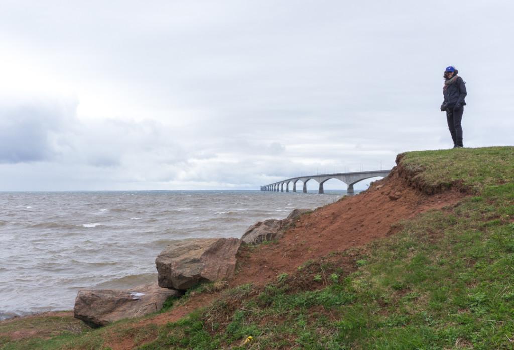 Pont de la Confederation du Nouveau-Brunswick a lIle-du-Prince-Edouard