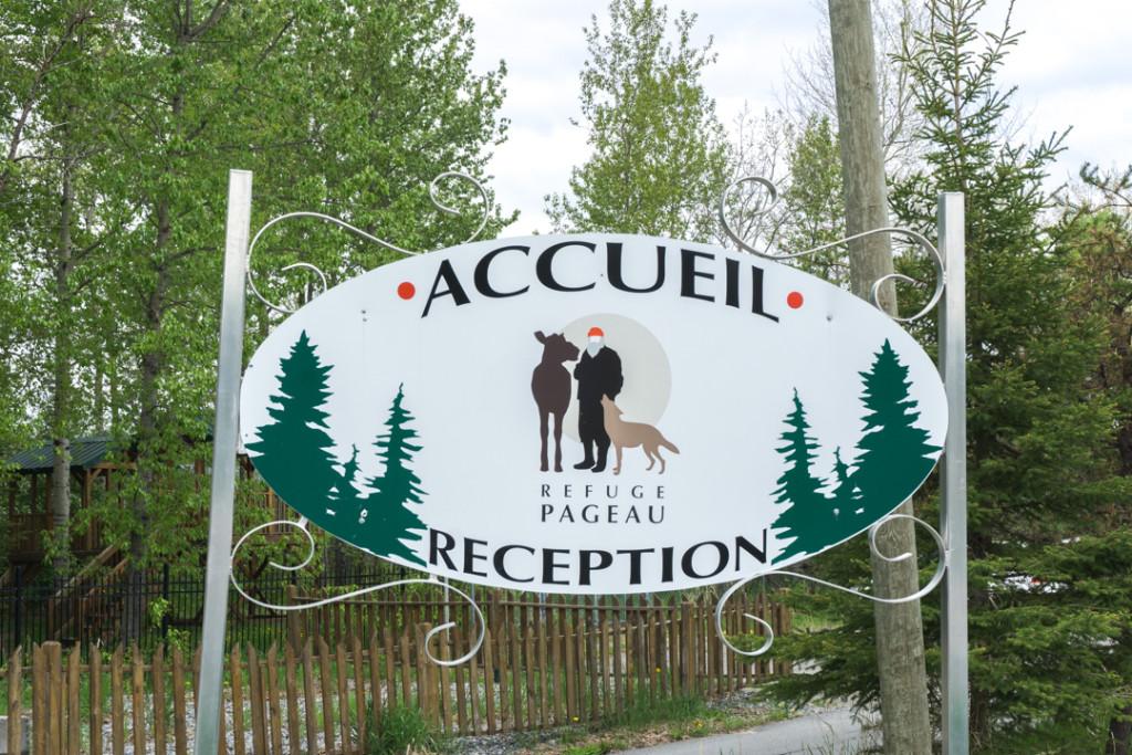 Refuge Pageau - Abitibi-Temiscamingue - Amos - Accueil