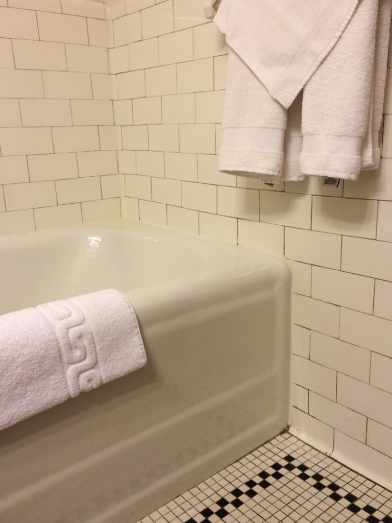 Salle de bains Rodd Hotel Charlottetown