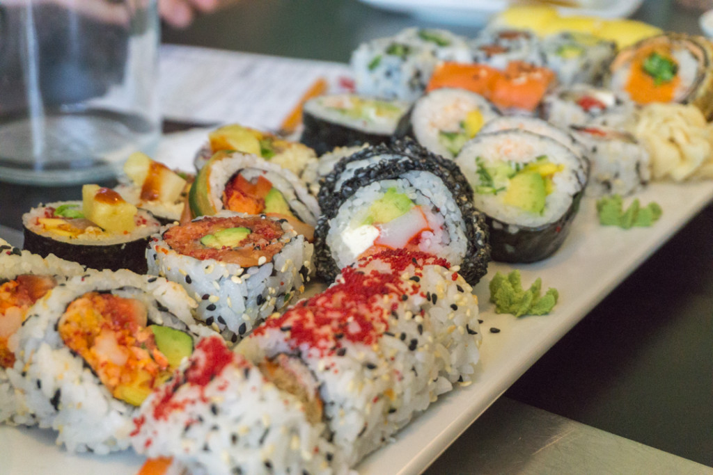 Sushi et Cie a amos