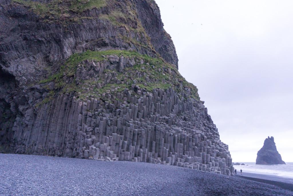 Vik et le basalte - Reynisfjara - Islande
