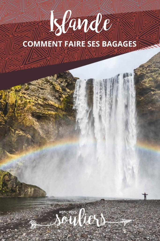 Comment faire ses bagages pour l'Islande