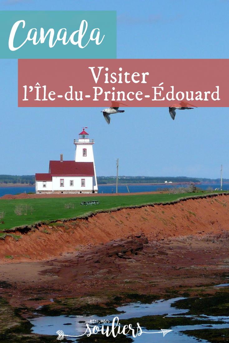 Voyage à l'Île-du-Prince-Édouard, Canada