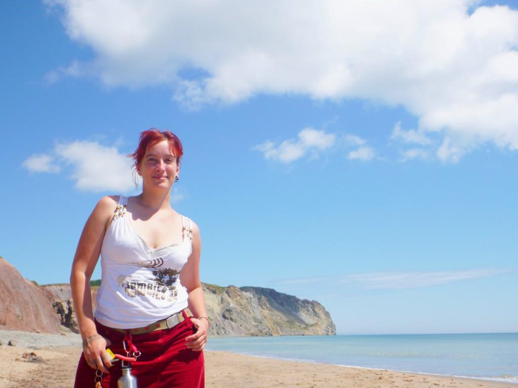 Anick-Marie - Voyage léger aux îles de la Madeleine