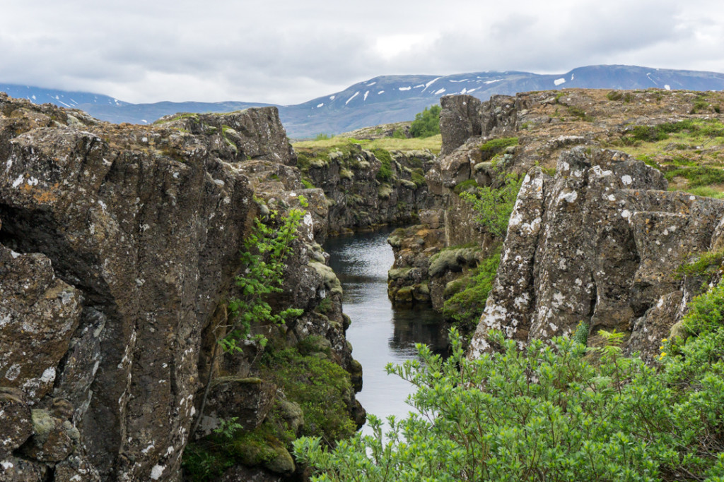 Cercle d'or, parc national de Thingvellir