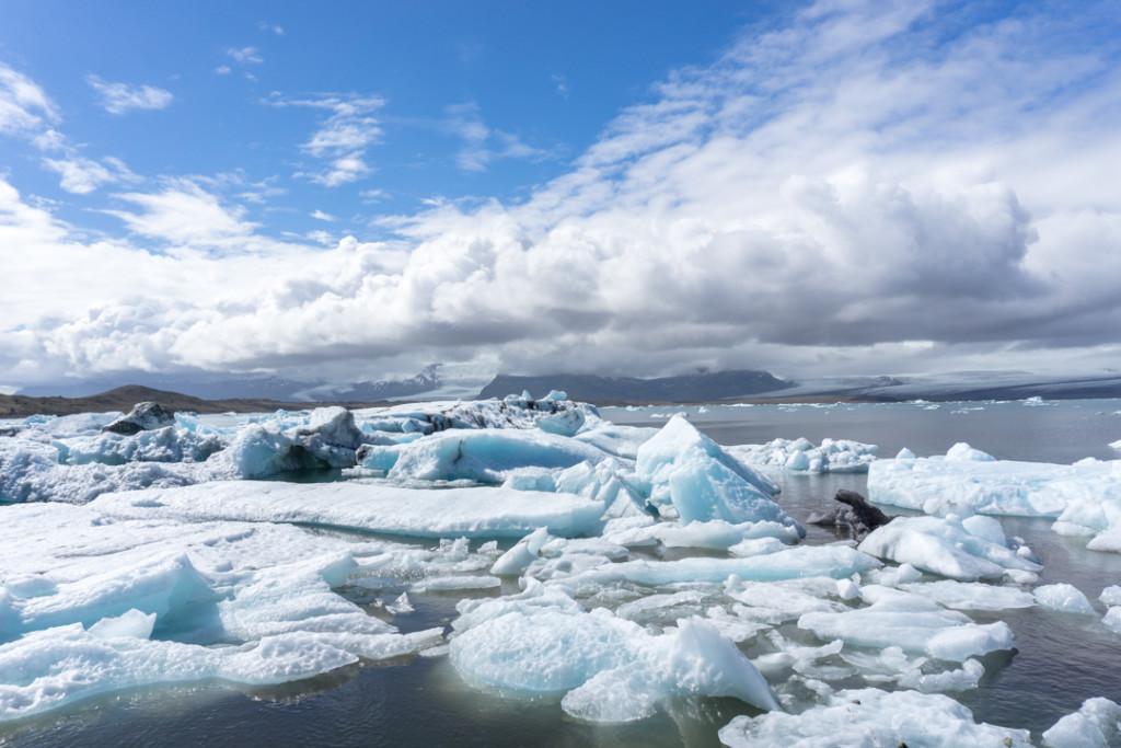 Sud-est - Lagune glaciaire de Jökulsárlón