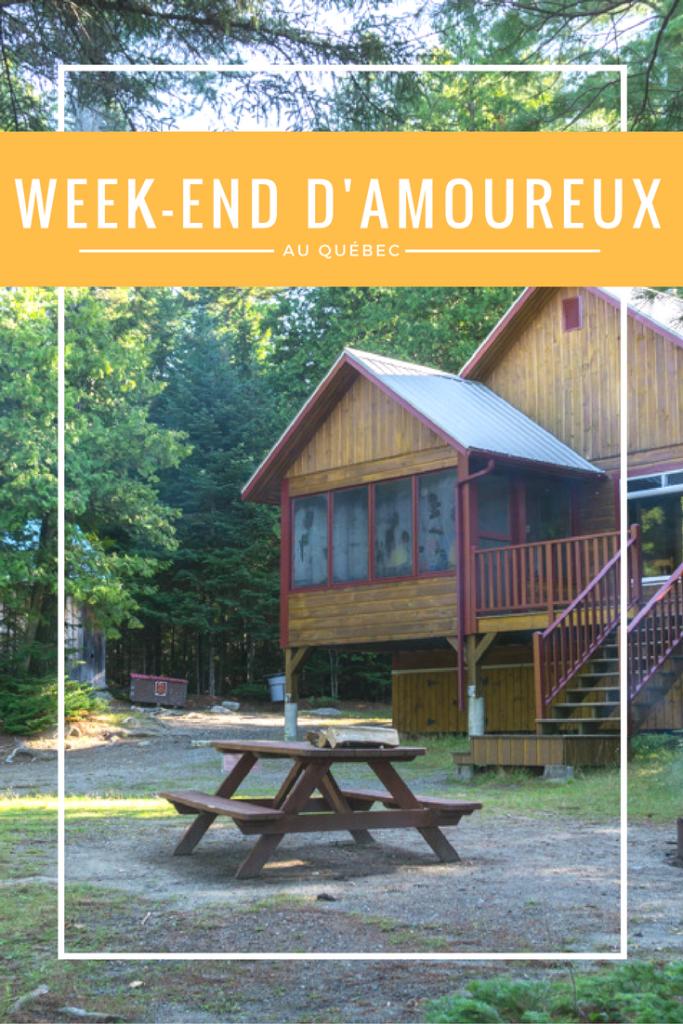 WEEK-END D'AMOUREUX