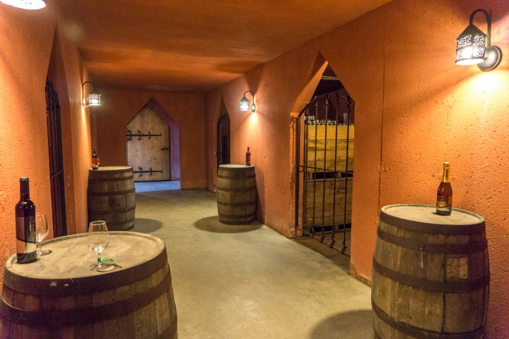 Cave à vin - Domaine De Lavoie