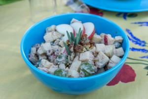 Salade de pommes - Verge Champêtre
