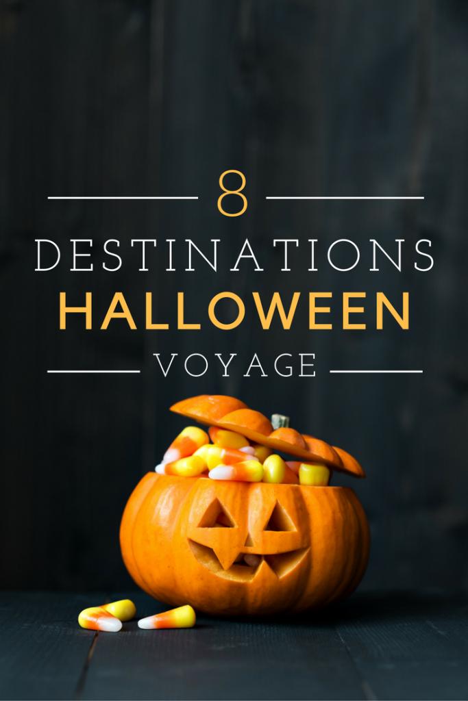 Voyage pour l'Halloween