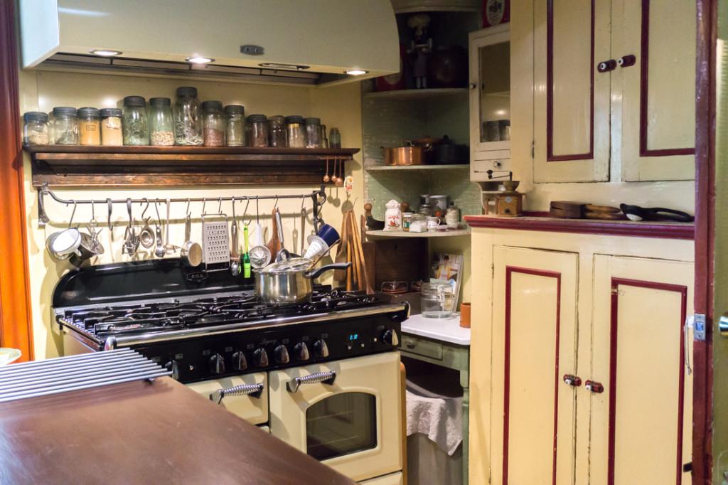 Cuisine de Maria - À la Di Domenico - Ateliers de cuisine