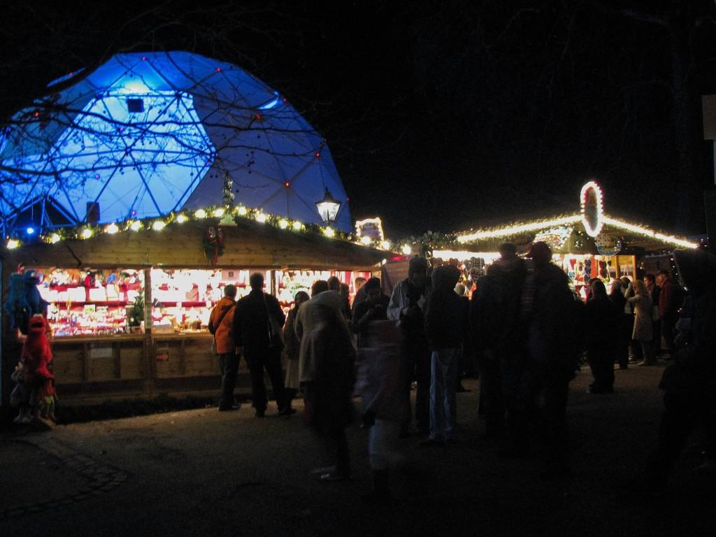 Belgique à Noël par Scouich