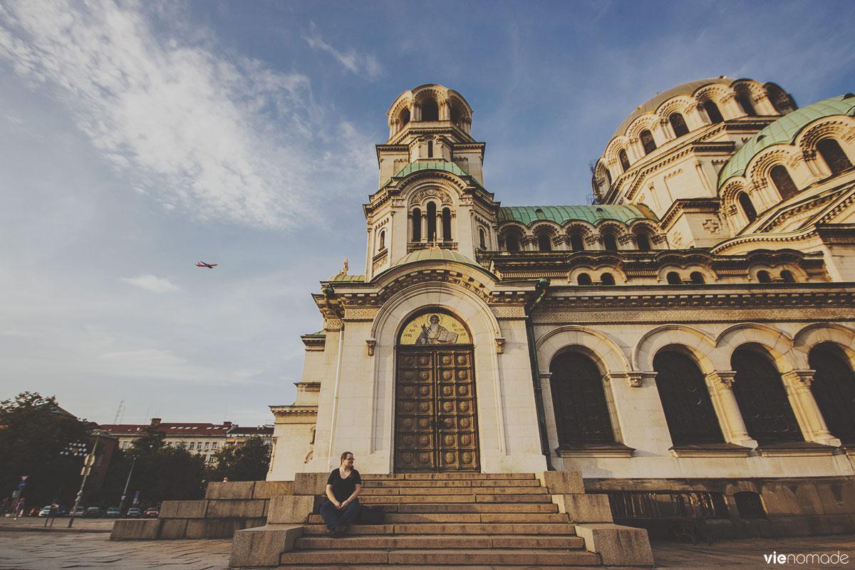 Cathédrale Alexandre Nevski - Sofia en Bulgarie