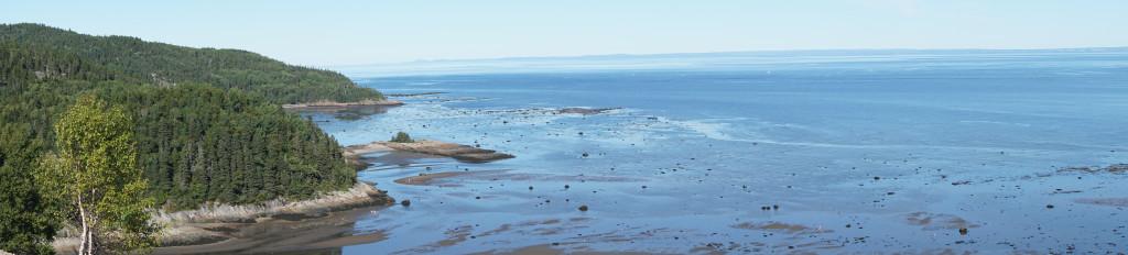 Panorama - Dunes de Tadoussac