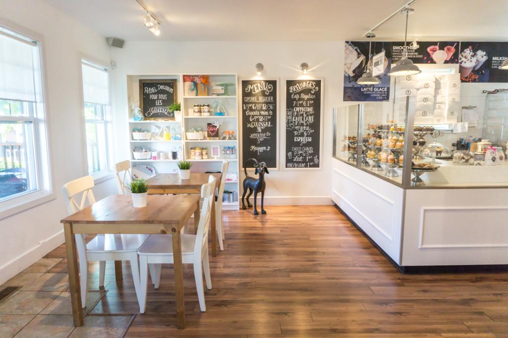 Gâte-toi - Café - Salle à manger
