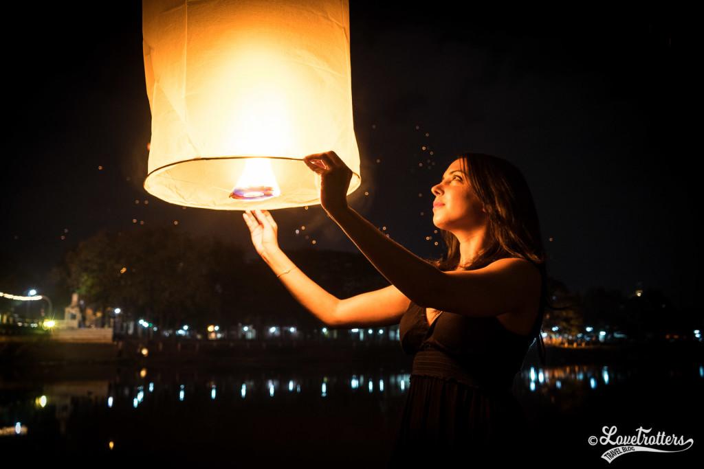 Nouvel An avec les lanternes de Chiang Mai - Lovetrotters