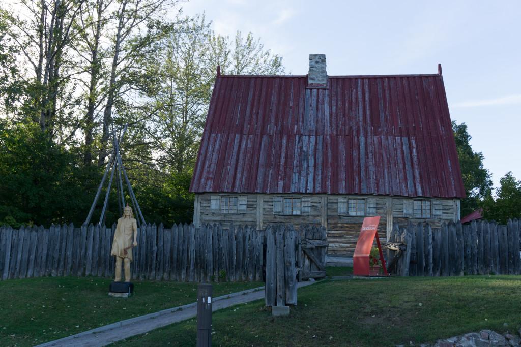 Musée du village de Tadoussac