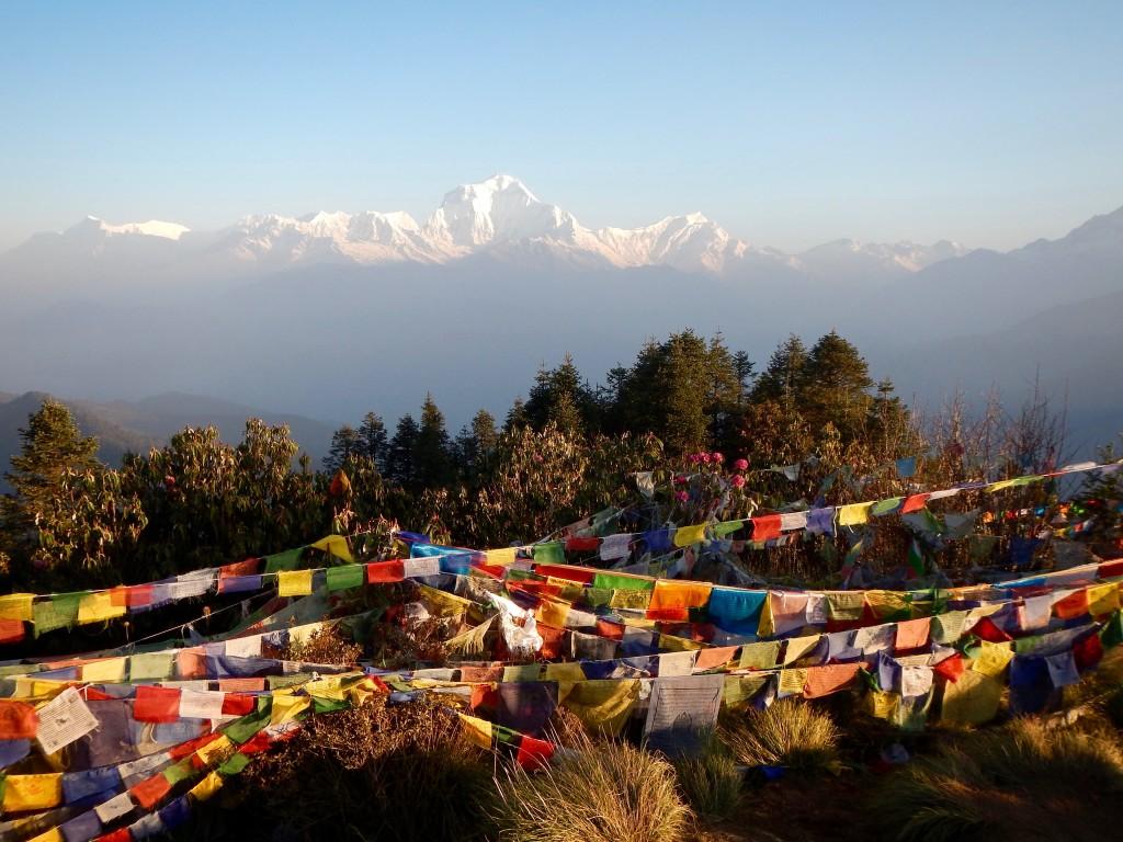 le Népal par Dan Yankee