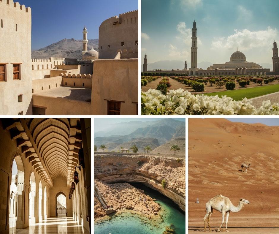 Pays à visiter en 2017 - Sultanat d'Oman