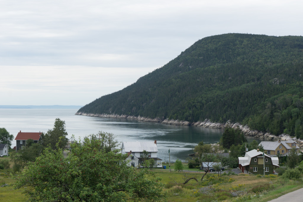 Pointe-au-Persil - Charlevoix en roadtrip