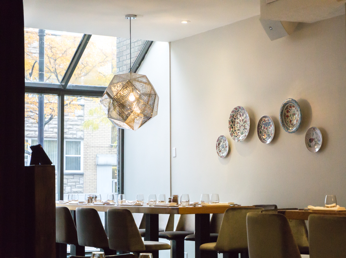 Restaurant Su - Brunch - MTLàTable - Décor