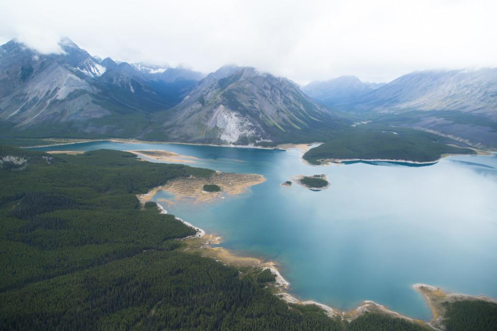 Rocheuses Canadiennes en Alberta