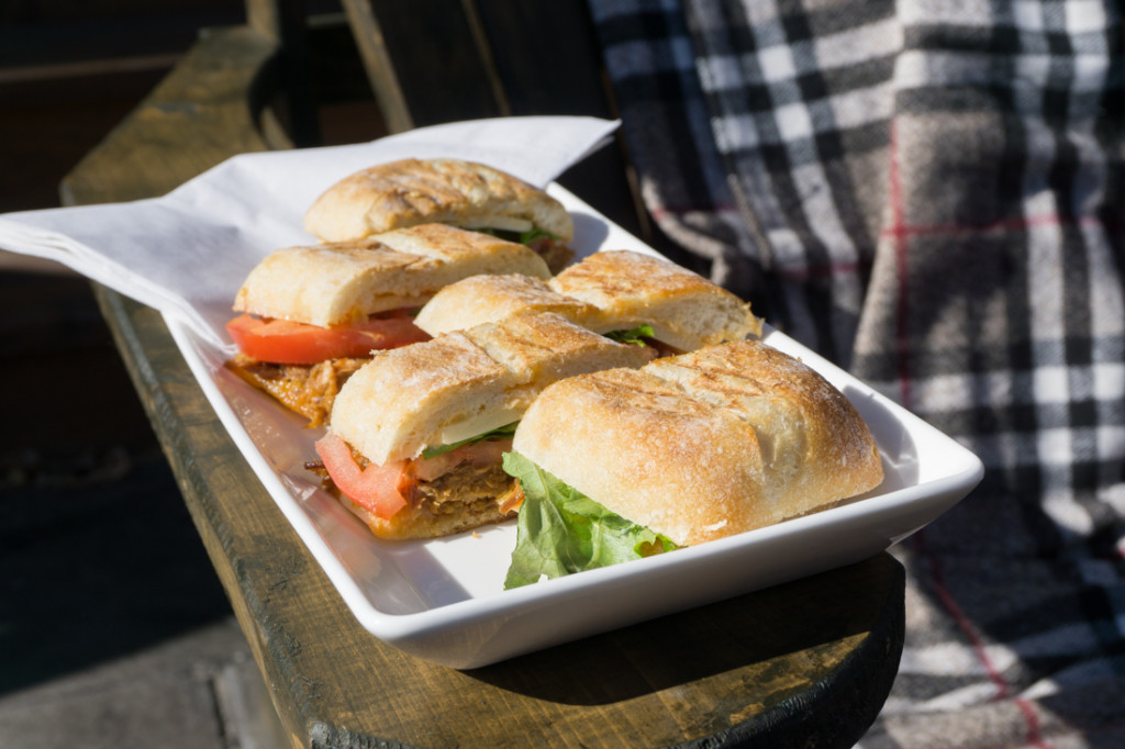 Sandwiches du Simplement St-Laurent