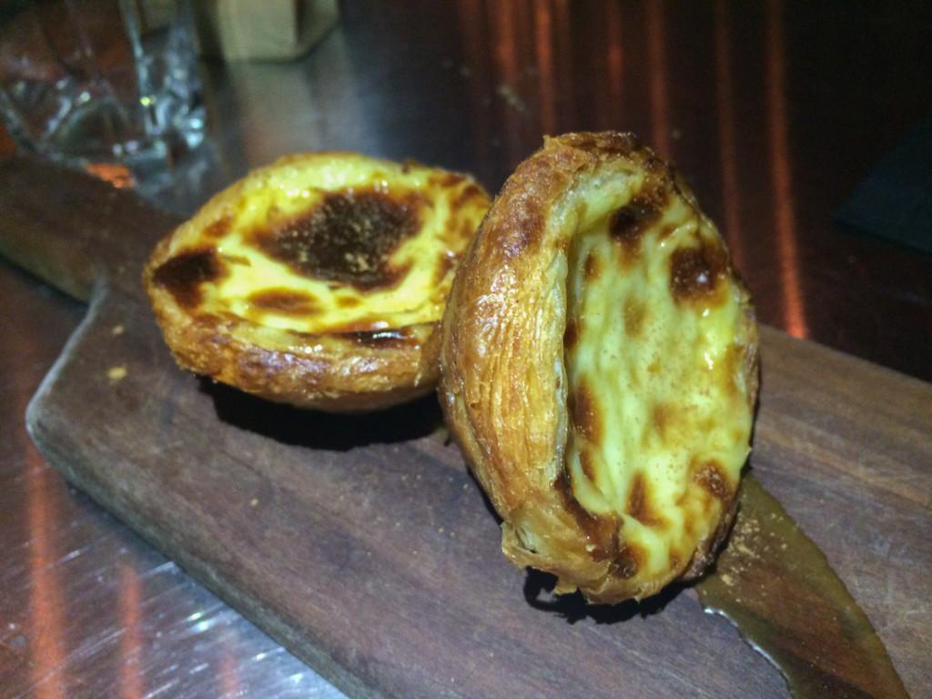 Taverne F - MTLàTable - Pasteis de nata