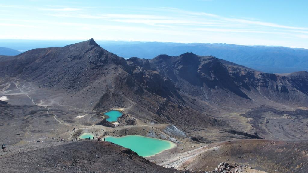 Tongario en Nouvelle-Zélande