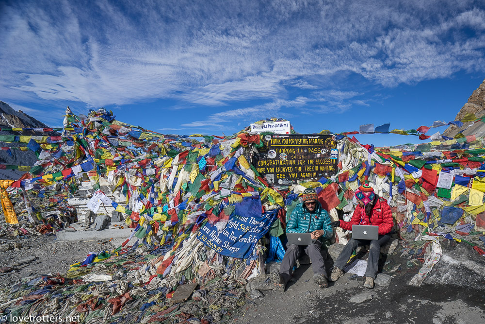 Circuit de l'Annapurna au Népal - Lovetrotters
