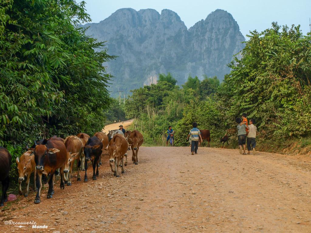 Vang Vieng au Laos par Rachel de Découverte Monde