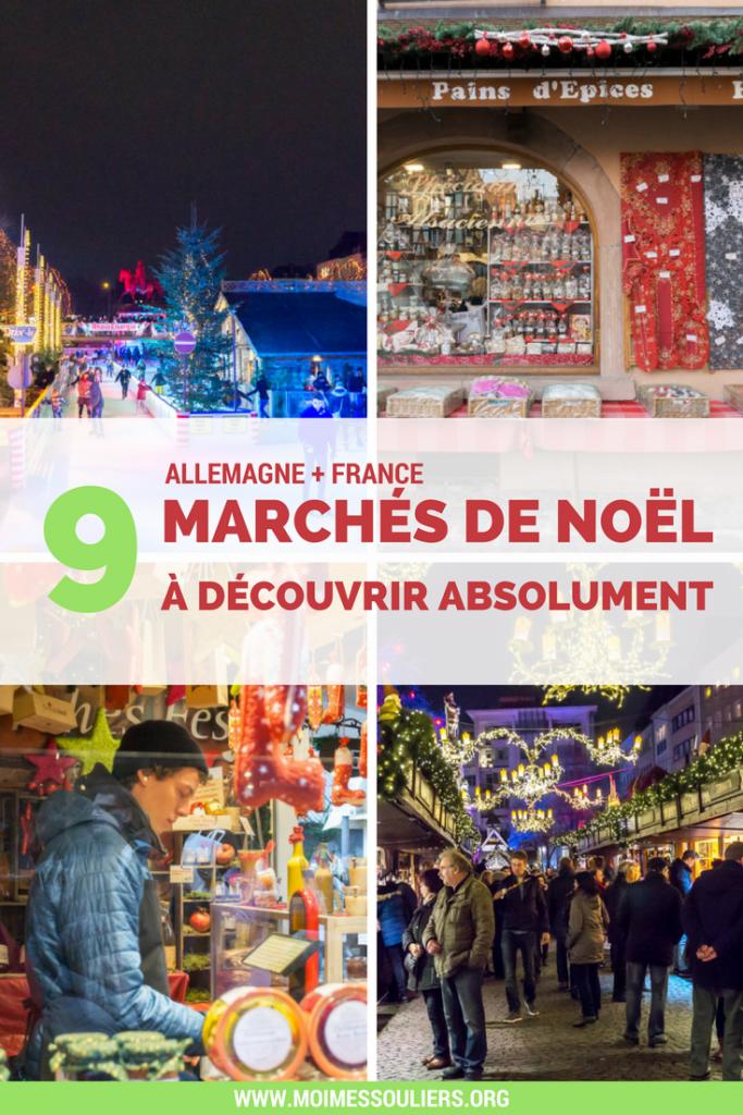 9 marchés de Noël en Allemagne et en France