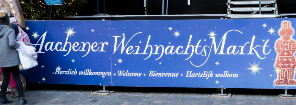 Aachener Weihnachtsmarkt - Aachen, Allemagne