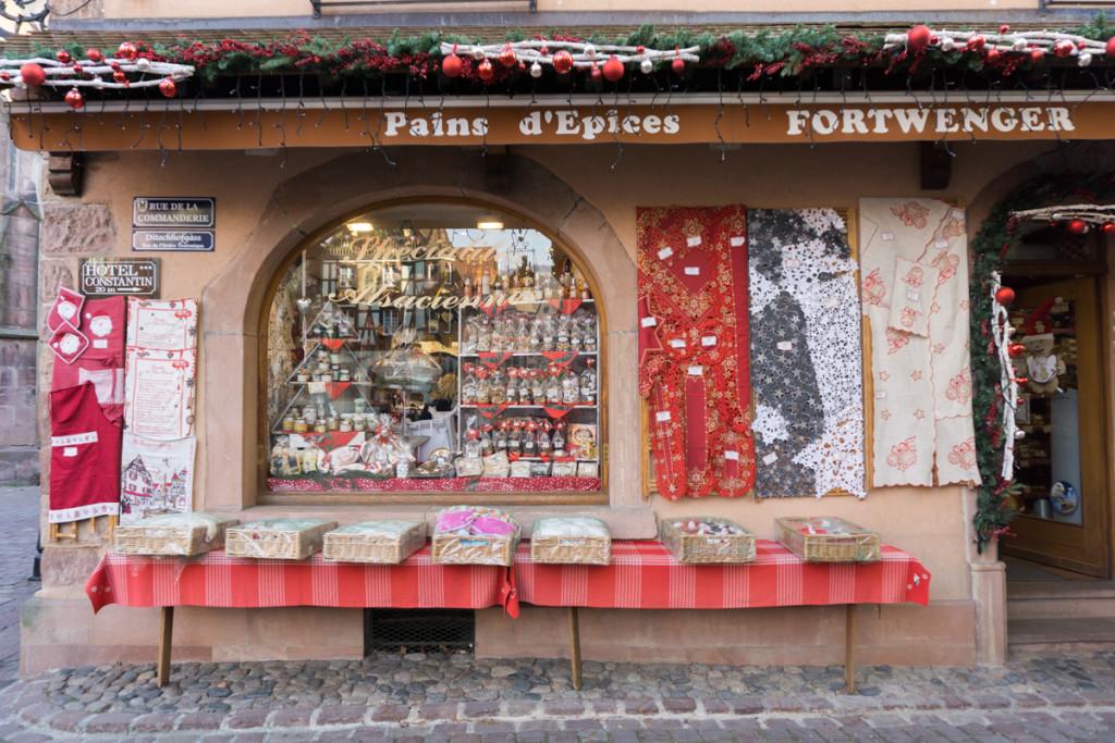 Boutique de Kaysersberg en France