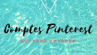 J'adore Pinterest! C'est mon réseau social préféré, à un tel point que je limite le temps que j'y passe, sinon ce serait […]